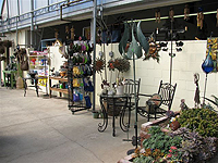 Greenhouse and Garden Barn Gift Shop